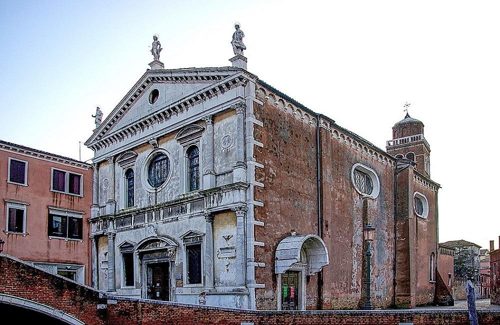 Cerkev San Sebastiano