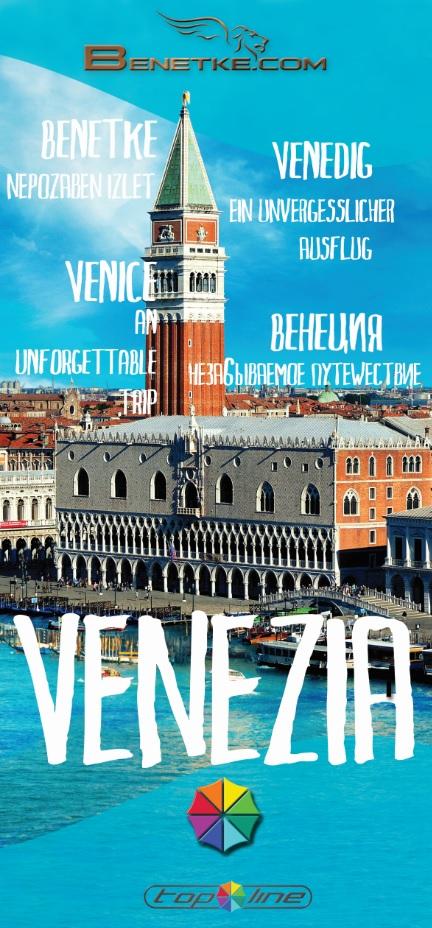 Benetke izlet letak 2021